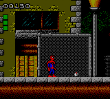 Spider-Man - Return of the Sinister Six ingame screenshot