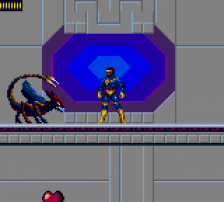X-Men - Gamemaster's Legacy ingame screenshot