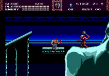 Castlevania - Bloodlines ingame screenshot