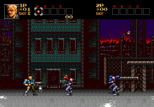 Contra - Hard Corps ingame screenshot