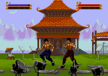 Dragon - The Bruce Lee Story ingame screenshot