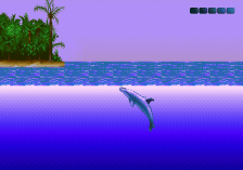 Ecco - The Tides of Time ingame screenshot