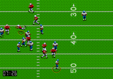 Joe Montana Football ingame screenshot