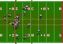 Joe Montana II Sports Talk Football ingame screenshot