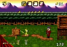 Marsupilami ingame screenshot