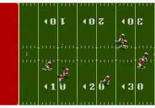 NFL Sports Talk Football '93 Starring Joe Montana ingame screenshot
