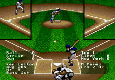 R.B.I. Baseball '93 ingame screenshot