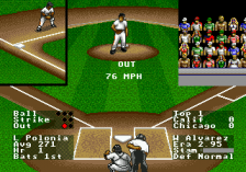R.B.I. Baseball '94 ingame screenshot