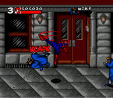 Spider-Man . Venom - Maximum Carnage ingame screenshot