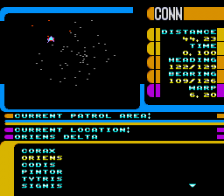 Star Trek - The Next Generation - Echoes from the Past ingame screenshot