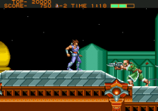 Strider ingame screenshot