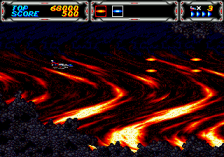 Thunder Force III ingame screenshot