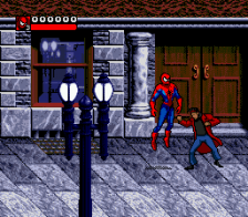 Spider-Man & Venom - Separation Anxiety ingame screenshot