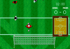 World Cup Soccer - World Championship Soccer ingame screenshot