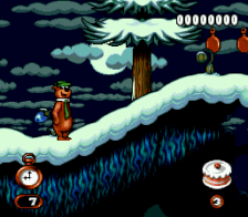 Yogi Bear - Cartoon Capers ingame screenshot