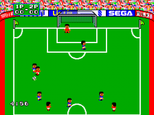 Great Soccer ingame screenshot
