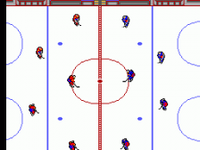 Slap Shot ingame screenshot