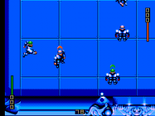 Speedball 2 ingame screenshot