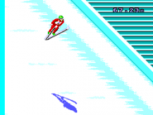 Winter Olympics - Lillehammer '94 ingame screenshot