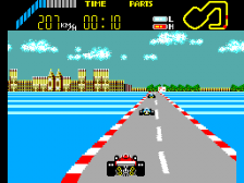 World Grand Prix ingame screenshot