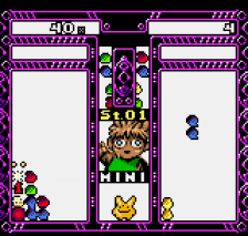 Puyo Pop ingame screenshot
