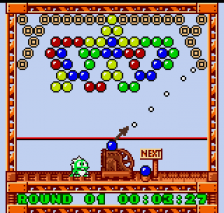 Puzzle Bobble Mini ingame screenshot