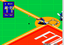 Super Baseball 2020 ingame screenshot