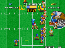 Football Frenzy ingame screenshot