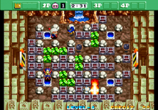 Neo Bomberman ingame screenshot