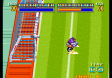 Soccer Brawl ingame screenshot