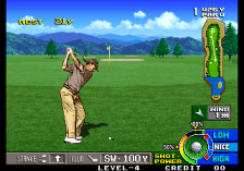 Neo Turf Masters : Big Tournament Golf ingame screenshot