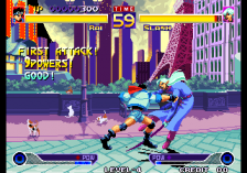 Waku Waku 7 ingame screenshot