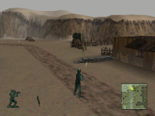 Army Men 3D ingame screenshot