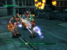 C-12 - Final Resistance ingame screenshot