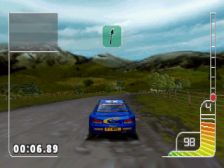 Colin McRae Rally ingame screenshot