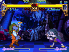 Darkstalkers - The Night Warriors ingame screenshot