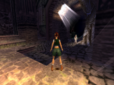 Tomb Raider - The Last Revelation ingame screenshot