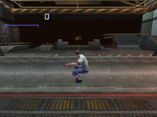 Tony Hawk's Pro Skater 3 ingame screenshot