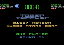 Tower Toppler title screenshot