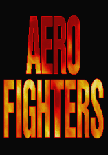 Aero Fighters title screenshot