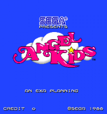 Angel Kids title screenshot