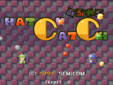 Hatch Catch title screenshot