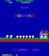 Pooyan title screenshot
