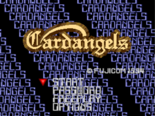 Cardangels title screenshot