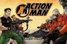 Action Man - Robot Atak title screenshot
