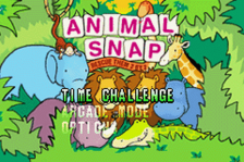 Animal Snap - Rescue Them 2 by 2 title screenshot