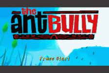 Ant Bully, The title screenshot