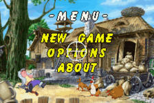 Chicken Shoot 2 title screenshot