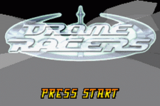Drome Racers title screenshot