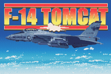 F-14 Tomcat title screenshot
